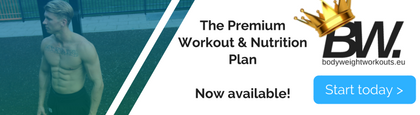 premium workout and nutition plan
